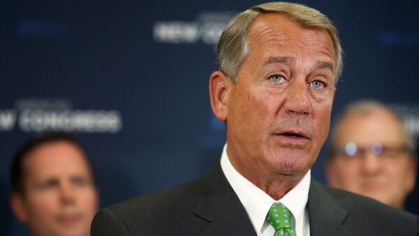 John Boehner - Sputnik Italia