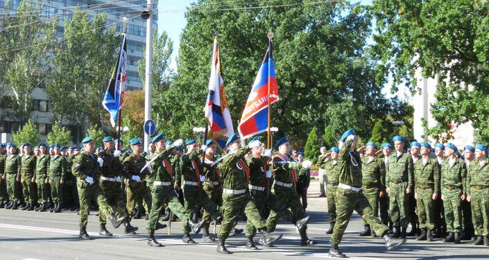 La parata militare