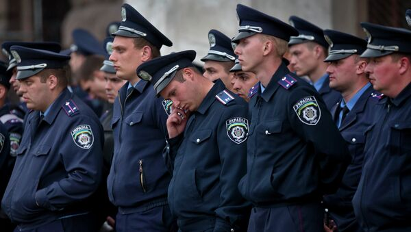 Polizia ad Odessa - Sputnik Italia