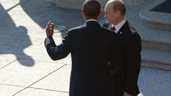 Official welcome of G20 leaders by Russian President Vladimir Putin - Sputnik Italia