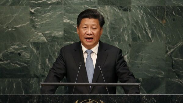 Xi Jinping, presidente della Cina - Sputnik Italia