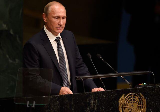 Putin all'ONU