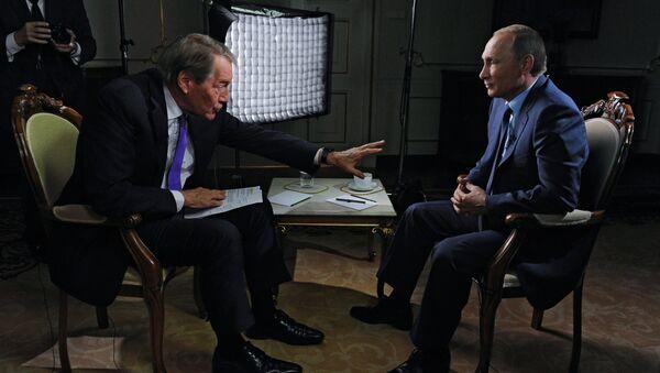 Putin intervistato alla CBS - Sputnik Italia