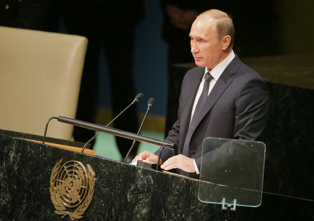 Intervento di Putin all'Assemblea Generale dell'ONU