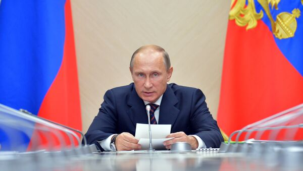 Vadimir Putin - Sputnik Italia