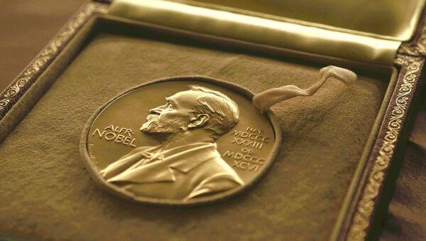 Il premio Nobel - Sputnik Italia