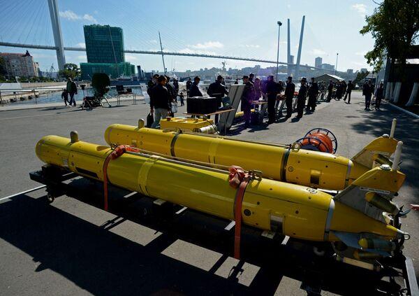 Giorno dell'innovazione del ministero della Difesa russo-2015. - Sputnik Italia