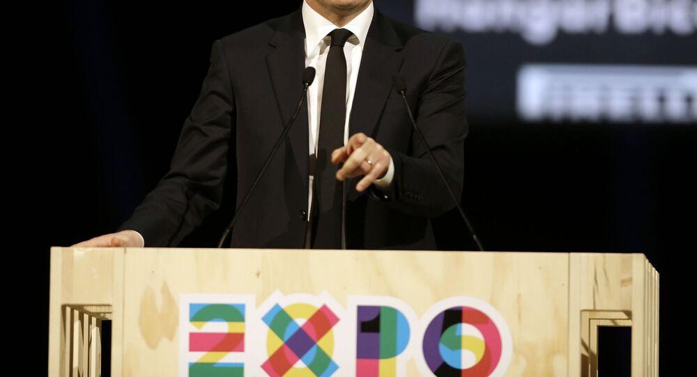 """""""Se verranno accertate mie responsabilità – ha promesso Lupi inaugurando un padiglione dell'Expo 2015 - trarrò le conseguenze"""