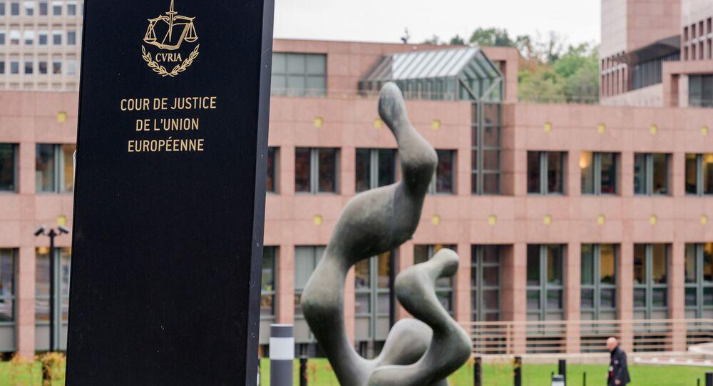 La Corte di giustizia dell'Unione europea