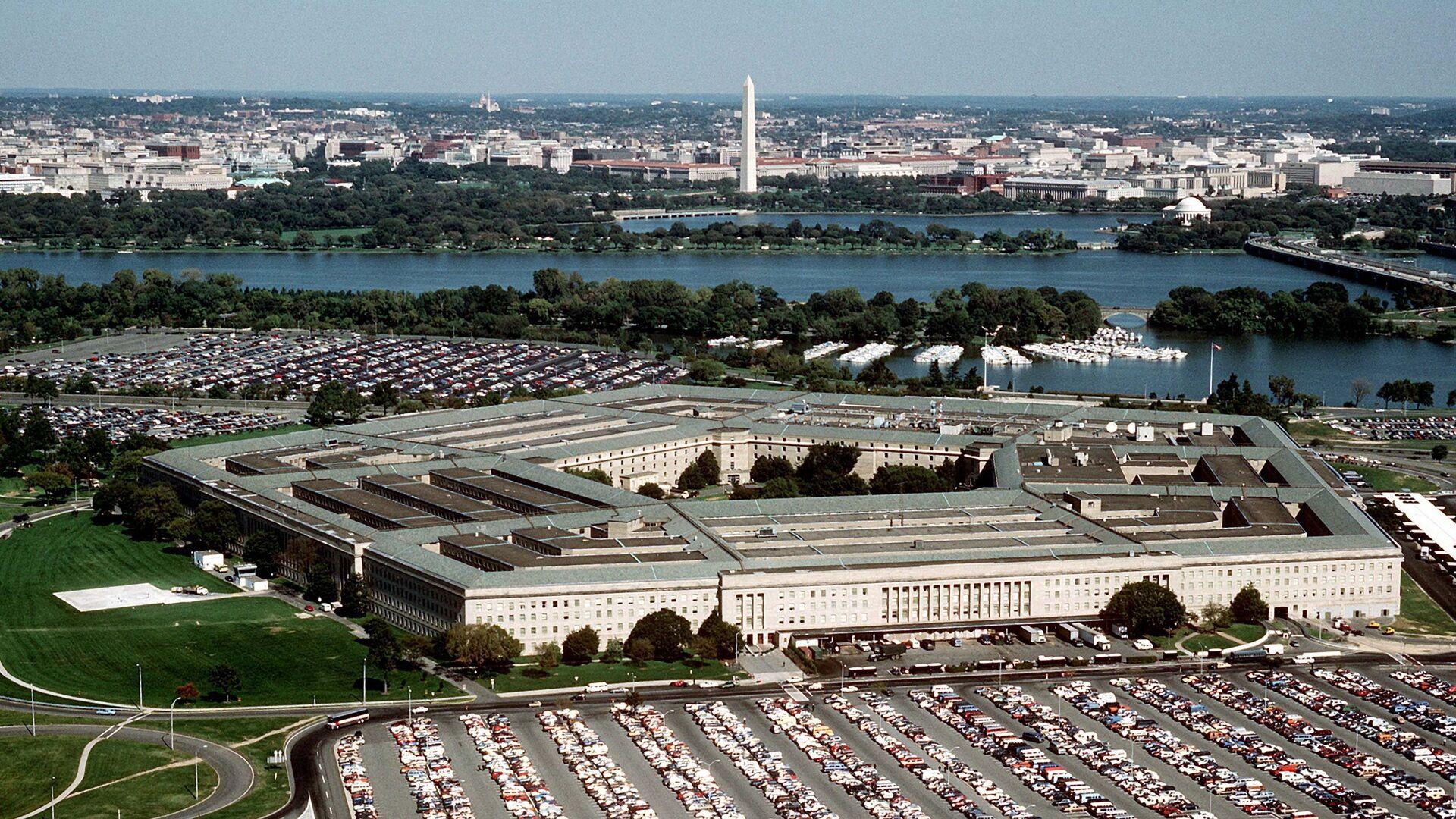 Il Pentagono, il quartier generale del Dipartimento della difesa statunitense. - Sputnik Italia, 1920, 03.08.2021