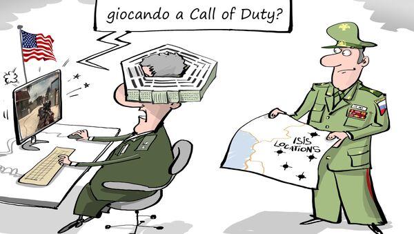 Pentagono contro Call of Duty - Sputnik Italia
