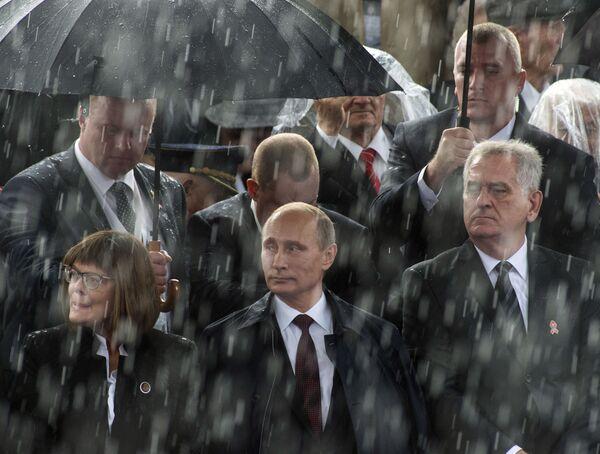 Buon Compleanno, presidente Putin! - Sputnik Italia