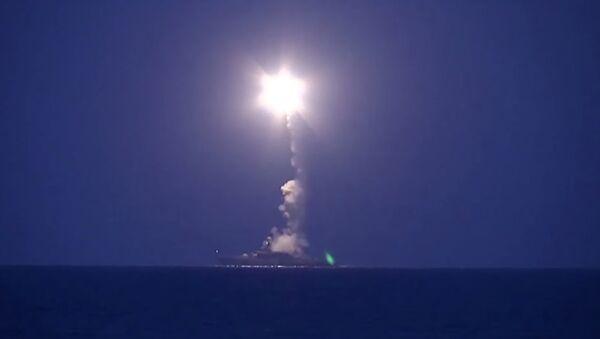Attacco dal Mar Caspio contro l'ISIS - Sputnik Italia