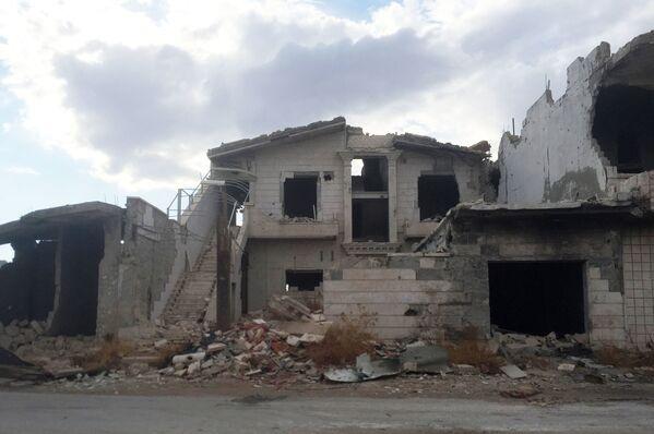 L'offensiva dell'esercito siriano contro l'ISIS - Esclusiva Sputnik. - Sputnik Italia