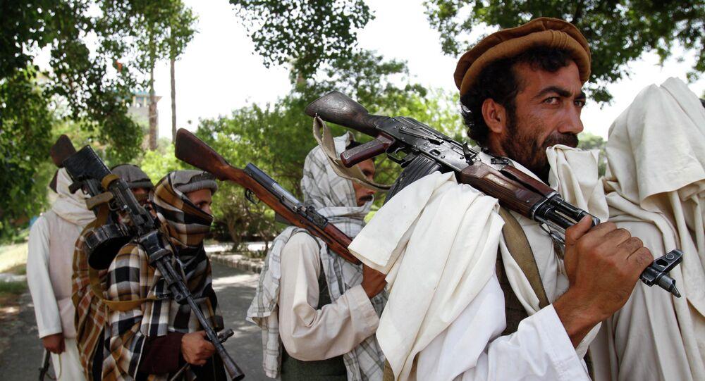Jihadisti in Afghanistan