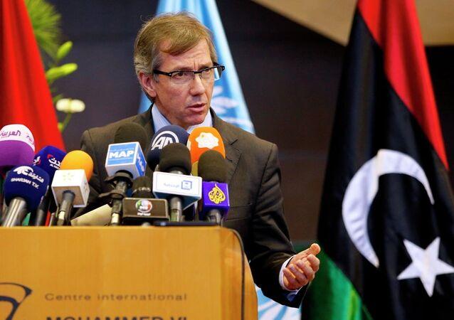 Bernardino Leon, inviato speciale dell'ONU in Libia: I quattro italiani vanno liberati senza condizioni.