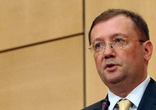 Alexander Yakovenko, ambasciatore della Russia in Gran Bretagna
