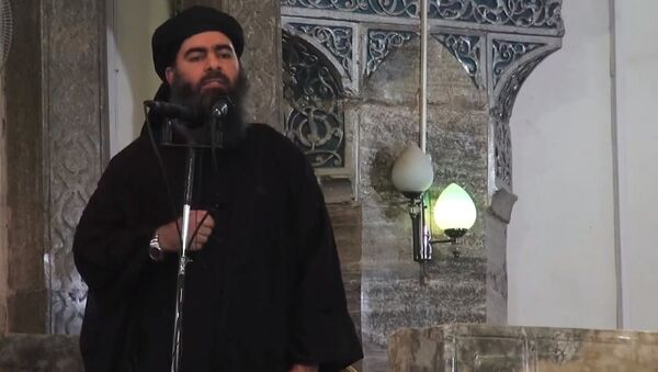 Abu Bakr al-Baghdadi, ISIS - Sputnik Italia