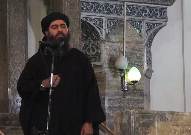 Abu Bakr al-Baghdadi, ISIS