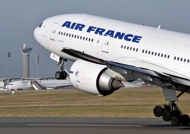 Aereo della compagnia Air France (foto d'archivio)