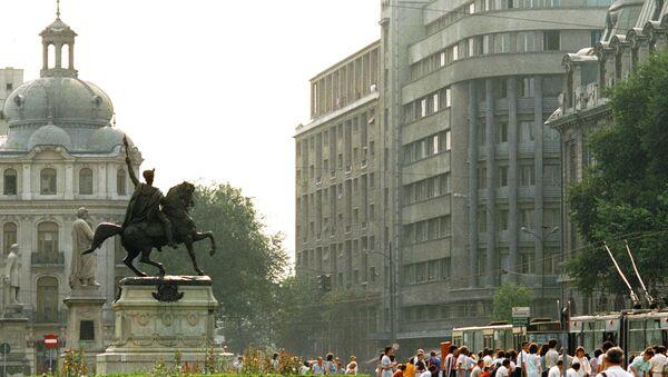 Bucarest - Sputnik Italia