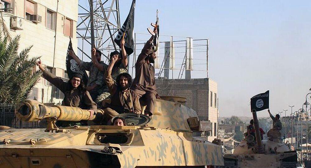 Combattenti del Daesh
