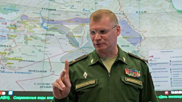 Generale Igor Konashenkov - Sputnik Italia