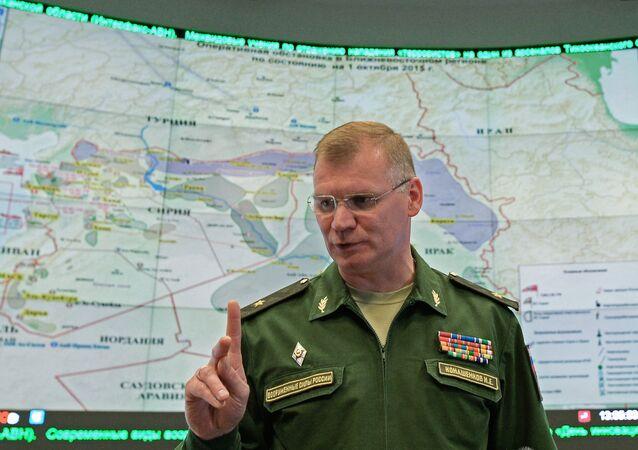 Generale Igor Konashenkov