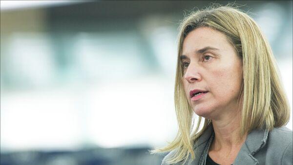 Federica Mogherini - Sputnik Italia