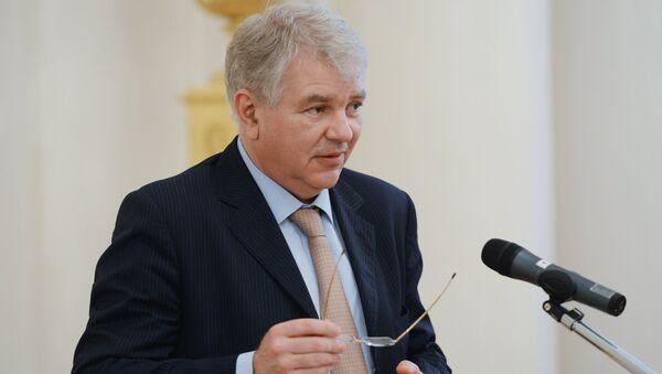 Il Vice-Ministro degli Esteri russo Alexei Meshkov - Sputnik Italia