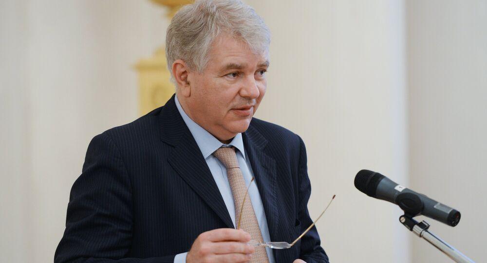 L'ambasciatore russo in Francia