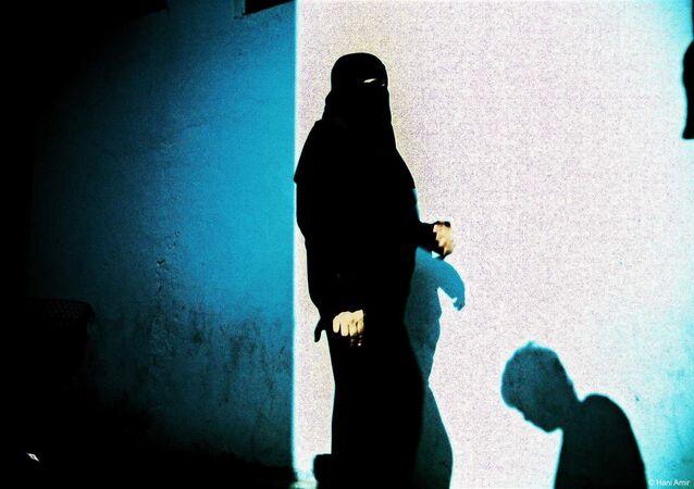 Una donna musulmana