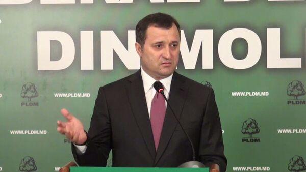 Vlad Filat - Sputnik Italia