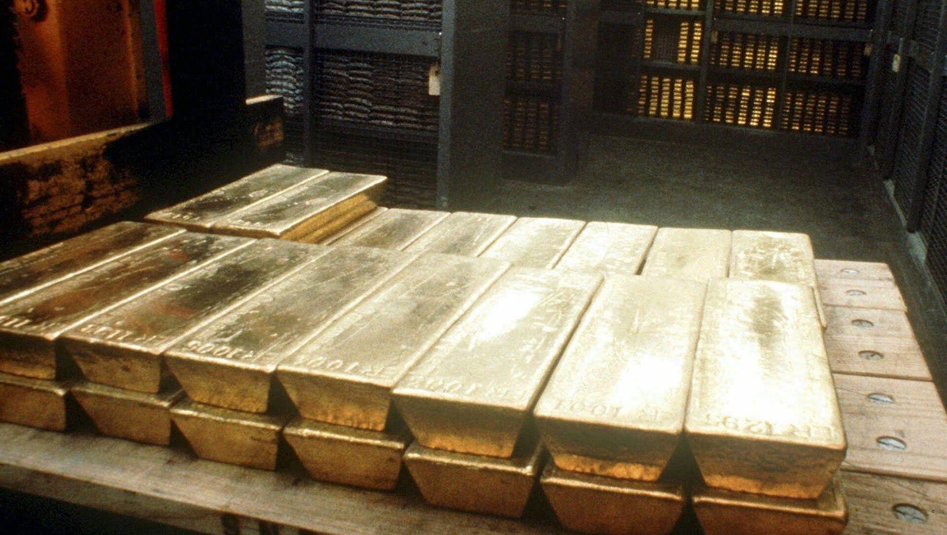 Venezuela, opposizione accusa governo di aver svenduto 1 miliardo di euro in lingotti d'oro al Mali - Sputnik Italia, 1920, 06.03.2021
