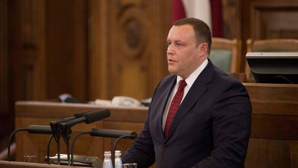 Rihards Kozlovskis, ministro dell'Interno della Lettonia - Sputnik Italia