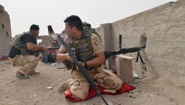 Iraqi security forces - Sputnik Italia