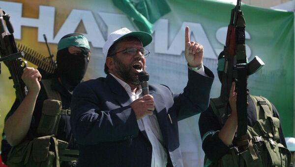 Sheikh Hassan Yousef, considerato uno dei leader di Hamas - Sputnik Italia