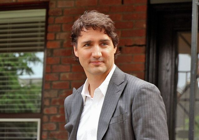 Justin Trudeau, MP