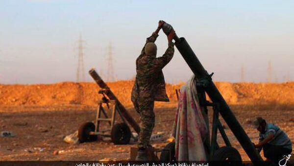 Miliziani dell'ISIS - Sputnik Italia