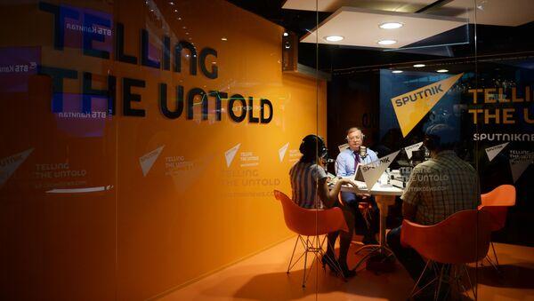 Il ruolo di Sputnik e RT è quello di creare un dibattito all'interno dei Paesi occidentali, riguardo le vicende internazionali. - Sputnik Italia