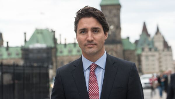 Justin Trudeau - Sputnik Italia