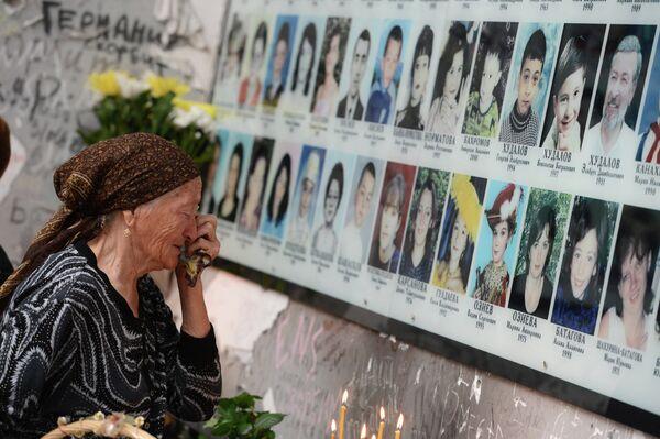 Memoriale della scuola di Beslan - Ossezia del Nord
