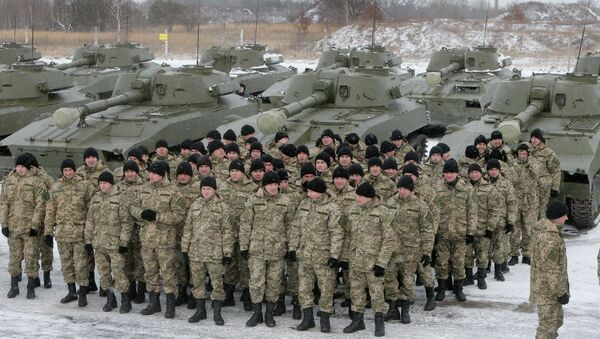 The U.S. military will deploy soldiers to Ukraine this spring to train the country's newly established National Guard. - Sputnik Italia