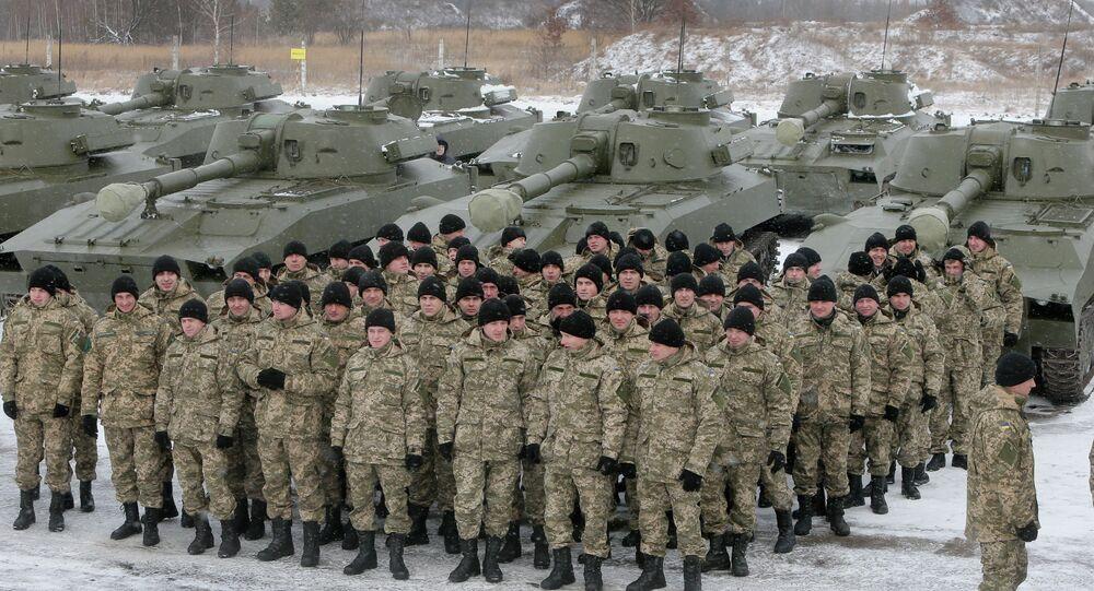 Truppe ucraine