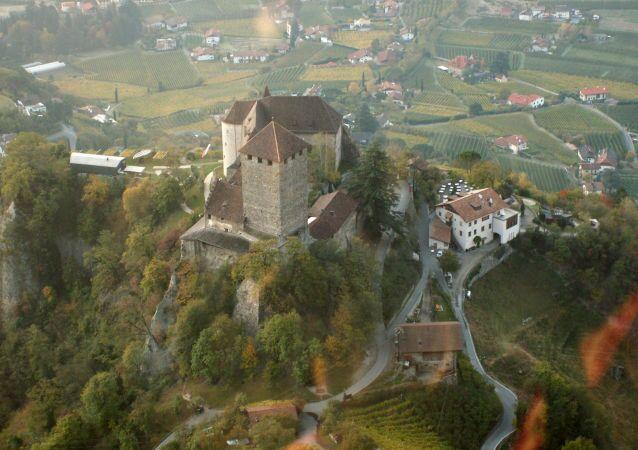 Alto Adige in Italia gode di un importo speciale ed esclusivo di autonomia