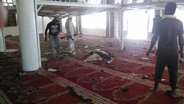 Yemen, moschea sciita - Sputnik Italia