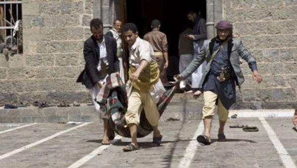 Yemen attacco terroristico - Sputnik Italia