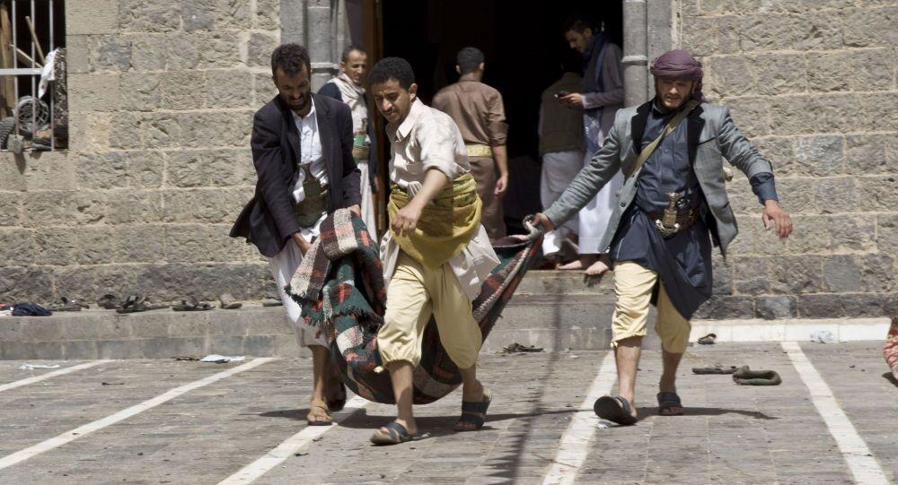Yemen attacco terroristico