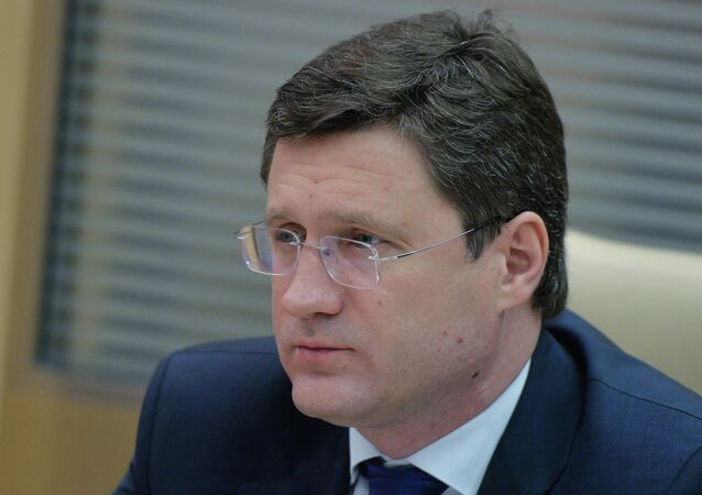 Alexander Novak, ministro dell'Energia della Federazione Russa.