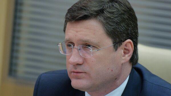 Alexander Novak, ministro dell'Energia della Federazione Russa - Sputnik Italia